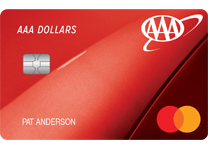 AAA Dollars Mastercard credit card