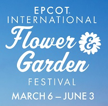 Epcot International Flower Garden Festival