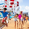 Choose Fun with Carnival Cruise Line