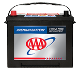AAA Mobile Battery Service