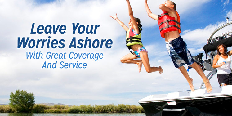 Boat Insurance - Leave Your Worries Ashore
