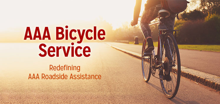 AAA Bicycle Service – Roadside Assistance