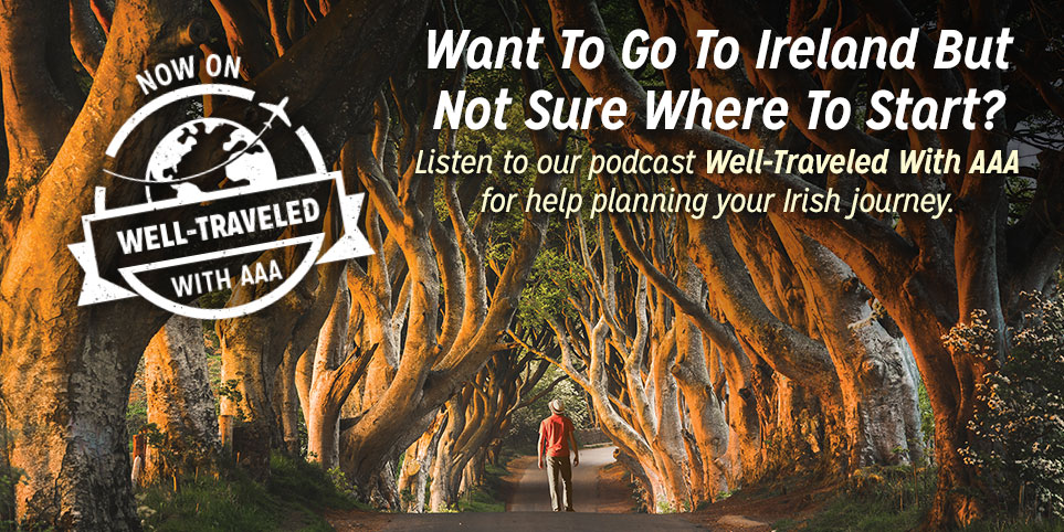Travel Podcasts and Webinars