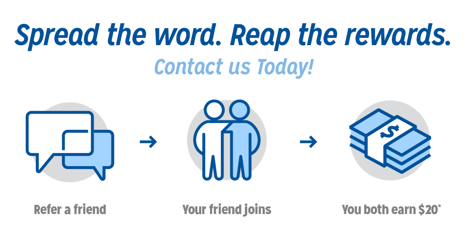 Refer a friend to get a AAA membership